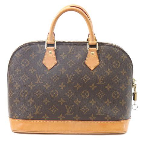 Are Louis Vuitton Bags Handmade - louis vuitton monogram alma bag lvjs651 bags of