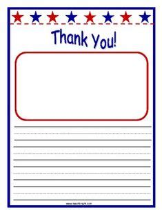 thank you card for veterans word template veterans day border pretty paper veterans day page