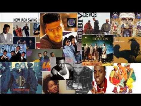 new jack swing songs list dj rick geez new jack swing flashback mix part 1 of 3