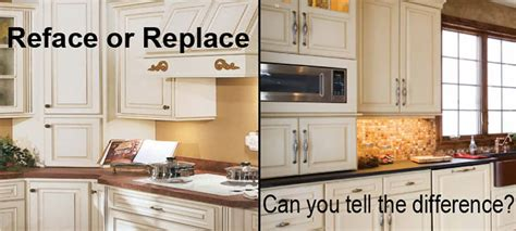 replace or reface kitchen cabinets refacing kitchen cabinets new kitchen style
