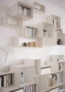 wandregal schlafzimmer wohnzimmer inspiration regalsystem einrichtung wohnen