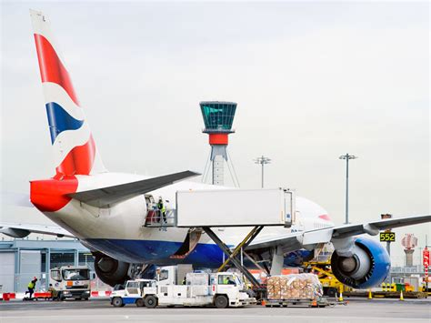 siemens to equip air cargo facility at heathrow times cargo logistic co ltd