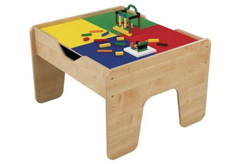 Table For Legos by Kidkraft Lego Compatible 2 In 1 Activity Table