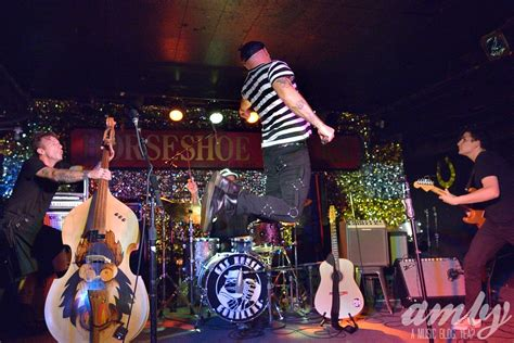 gas house concert photos the blasters and gas house gorillas the horseshoe tavern a music