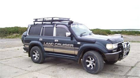 95 Toyota Land Cruiser 1995 Toyota Land Cruiser Suv Specifications Pictures Prices