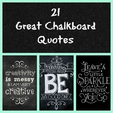 diy chalkboard quotes 18 amazing diy transformations you to see