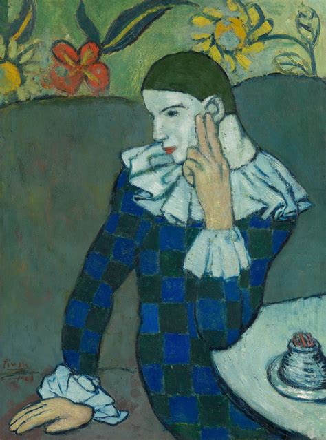 picasso paintings at the met a tale of two picassos the 1901 prodigy and the
