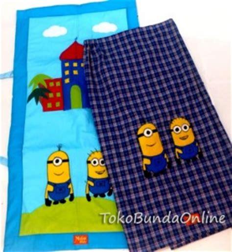 Sarung Minion S kado anak laki laki usia 1 tahun toko bunda