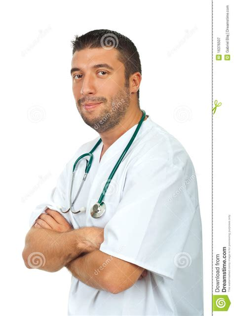 Health Care Worker Background Check Friendly Healthcare Worker Royalty Free Stock