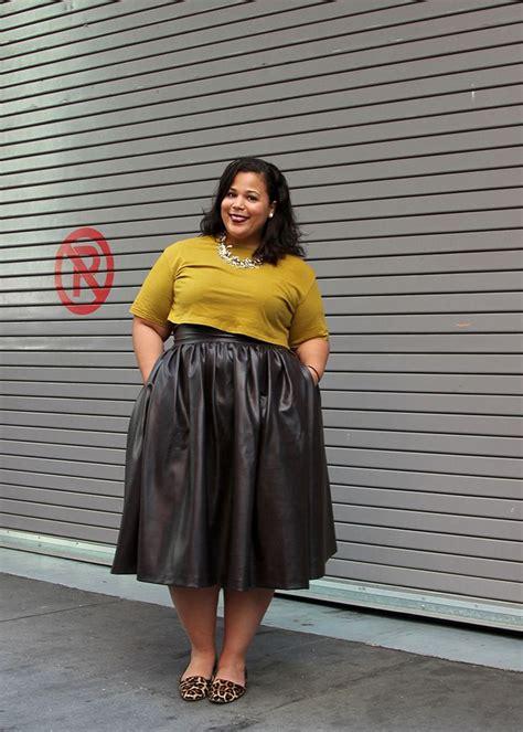 flattering styles for full figure older women 3 flattering skirts for plus size girls inches 2 style