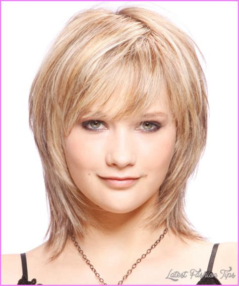 medium haircuts for thin latest fashion tips