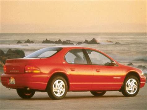 1998 dodge stratus pricing ratings reviews kelley blue book