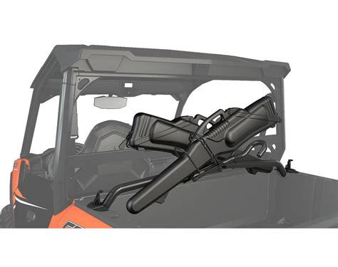 Polaris Ranger Gun Racks by Lock Ride 174 Dual Gun Boot Mount Polaris General