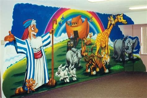 Bible Wall Murals Top 69 Ideas About Murals Painting On Pinterest Little