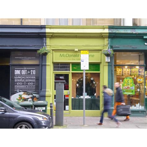 Of Edinburgh Mba Review by Mcdonald Greene Jewellery Retail Sale Of In Edinburgh