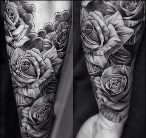 roses tattoos for guys top 55 best tattoos for improb
