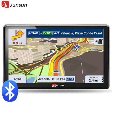 aliexpress buy junsun 7 inch hd car gps navigation