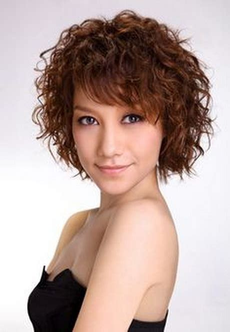 Volume wind short hair long hair curly hair asian hair styles