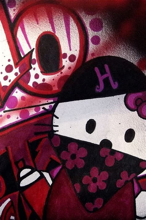 hello kitty gangster wallpaper pin hello kitty gangster car hell on pinterest