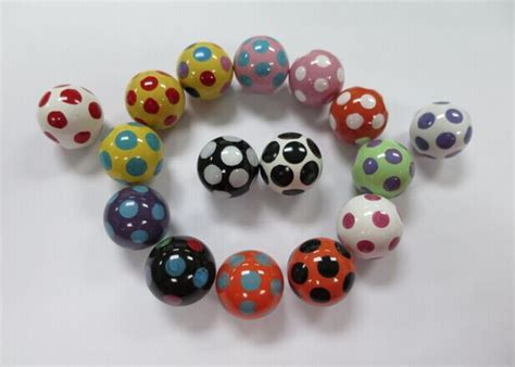 Decorative Ceramic Knobs And Pulls by Furniture Knobs Handle Ceramic Dot Cabinet Door Cupboard