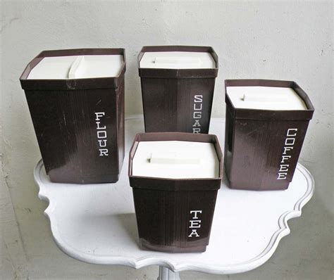 canisters outstanding black and white kitchen canister