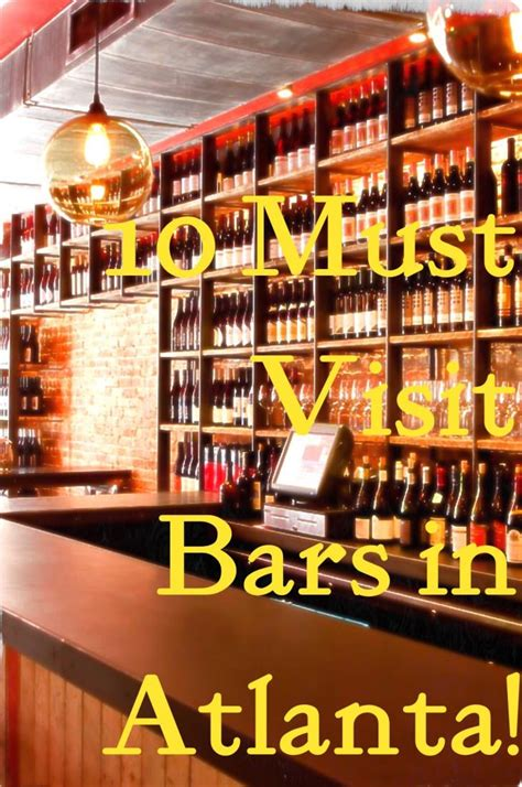 top bars atlanta best 25 atlanta bars ideas on pinterest atlanta bars