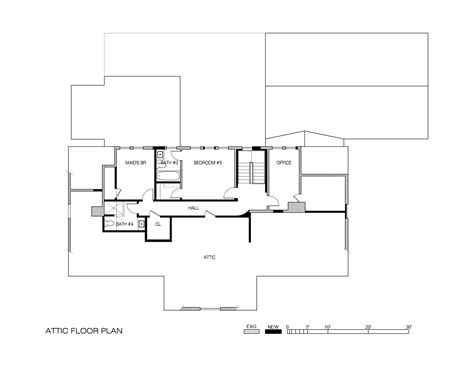attic floor plans attic floor plans an unused attic gets a full