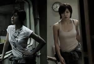 ha ji won shows  lean body  hancinema  korean