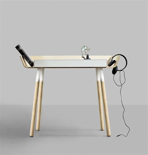 Small Modern Desk My Writing Desk Small Modern Desks And Hutches Boston By Room 68