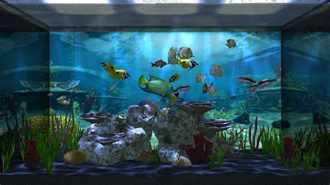 Tv Aqua turn your tv into an aquarium with ps4 media