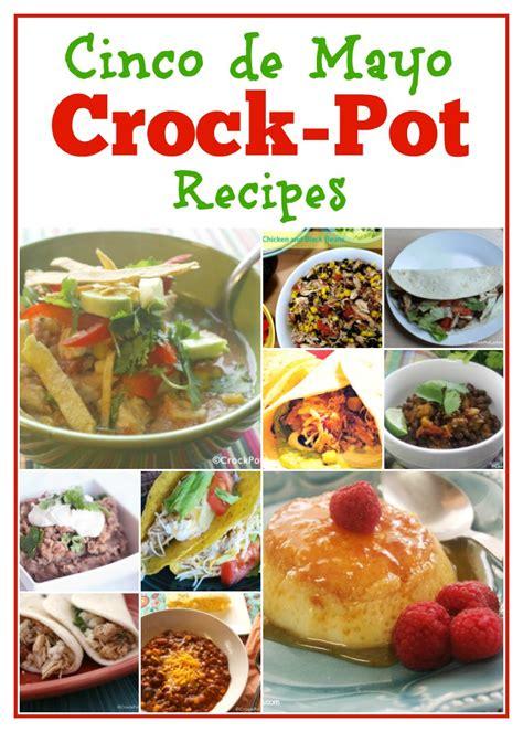 Recipes For A Cinco De Mayo by Cinco De Mayo Crock Pot Recipes Crock Pot