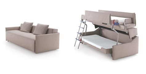 sofa becomes bunk bed a bunk bed born of a the york times