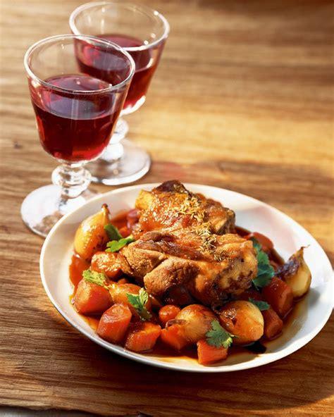 cuisine et mijot駸 recette tendrons de veau confits aux carottes