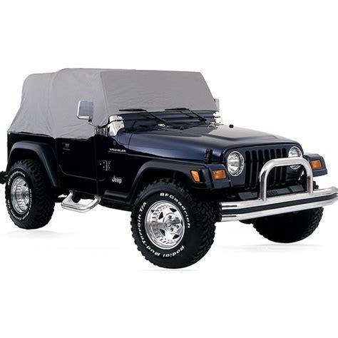 jc jeep wrangler parts rage cab cover new jeep wrangler 1987 1991 1160 ebay