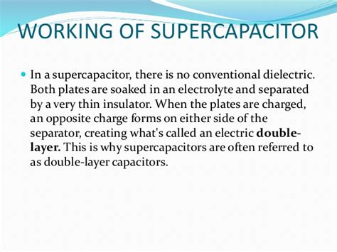 capacitor working principle ppt supercapacitor working principle ppt 28 images what is a supercapacitor ups battery center