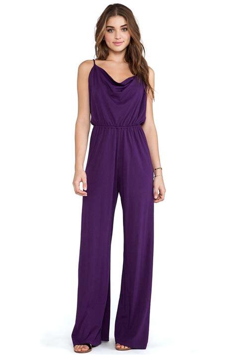 jumpsuit purple 20 best purple jumpsuits and suits images on
