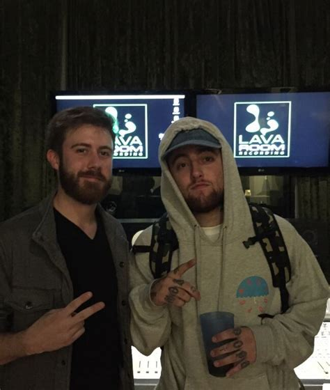 mac miller house mac miller tracks pre production at lava room recording after house of blues cleveland