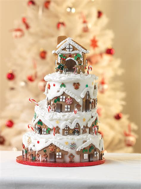 house cake designs 28 delightful cake ideas you must try this christmas