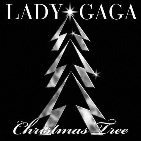 christmas tree promo single lady gaga mp3 buy full