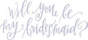 Bridesmaid proposals we love linentablecloth