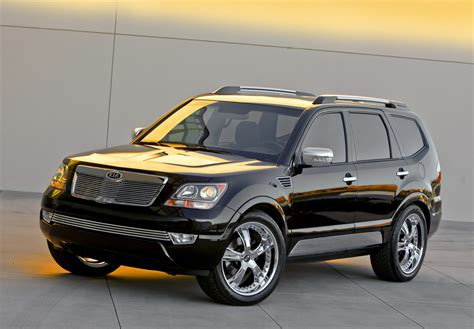 09 Kia Borrego Kia Borrego Limited Concept Photo Gallery Autoblog