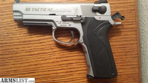 smith wesson 40 tactical armslist for sale smith wesson 4006 40 tactical
