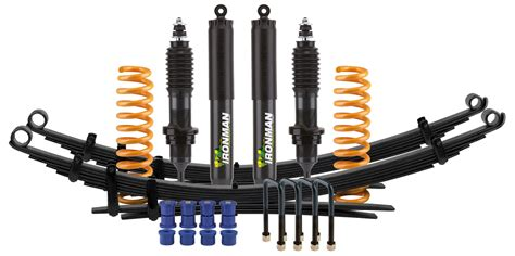 best suspensions suspension kits ironman 4x4