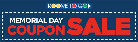 rooms to go memorial day sale my savings