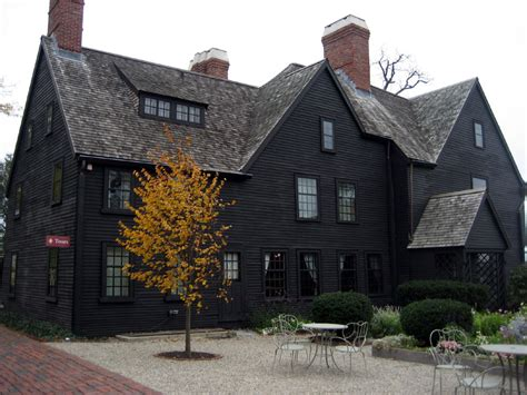 house of 7 gables a visit to salem