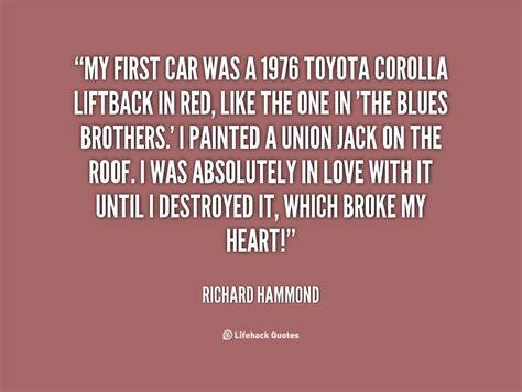 toyota quotes richard hammond quotes quotesgram
