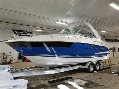 monterey boats price list monterey 295sy boats for sale boats