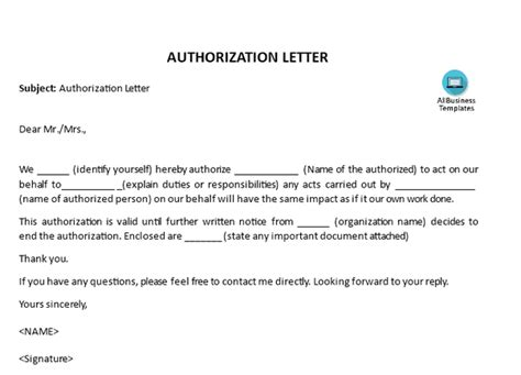 authorization letter for bank guarantee how to write a letter to get original documents for