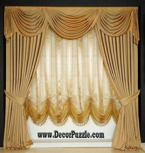 curtain looks the best curtain styles and designs ideas 2017
