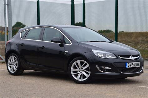 Vauxhall Astra 2014 Used 2014 Vauxhall Astra Sri For Sale In Essex Pistonheads